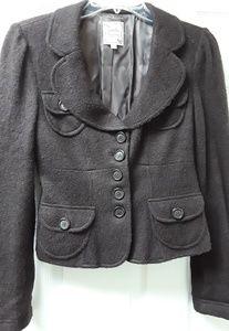 Nanette Lepore blazer in brown